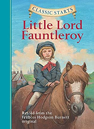 book cover of Little Lord Fauntleroy