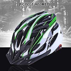 Logicstring Nouveau Casque de Cyclisme vélo Hoverboard Unisexe Cycle Casques Protecteur Casque de vélo réglable Multi Couleur Casque