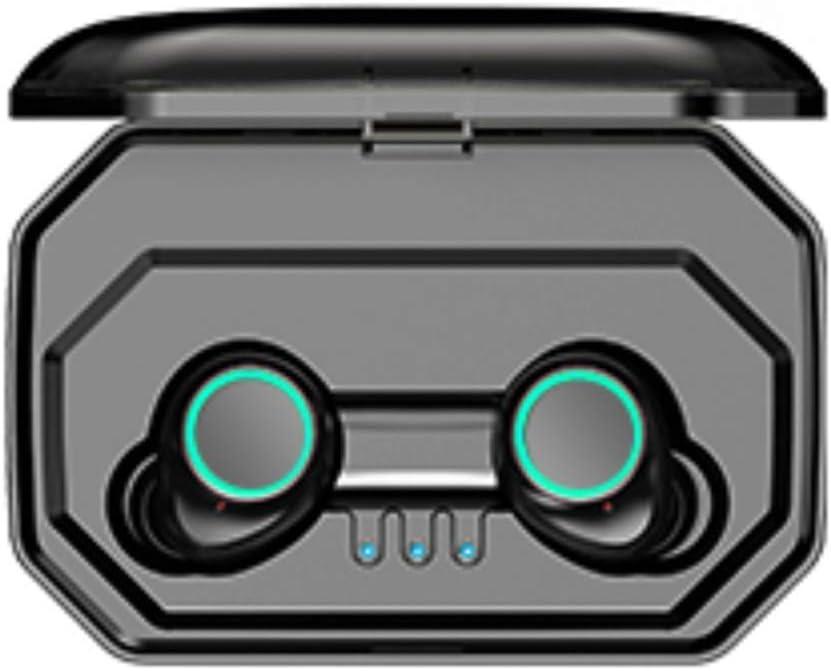 Mini Orejeras inalámbricas Bluetooth Orejas Deportes invisibles A prueba de agua In-Ear Mobile Phone Auriculares universales