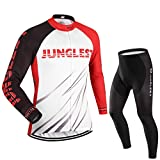 jngles Boys' Cycling Jerseys