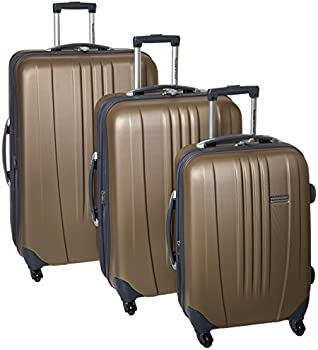 Traveler's Choice Toronto 3-Pc. Spinner Luggage