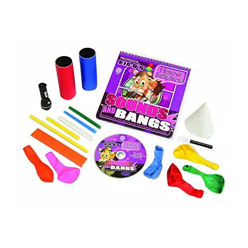 Tedcotoys Kids Sounds And Bangs DVD Interactive Pack by TEDCO