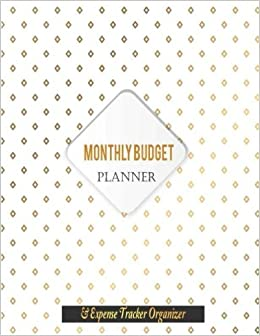 monthly budget planner expense tracker organizer planning your