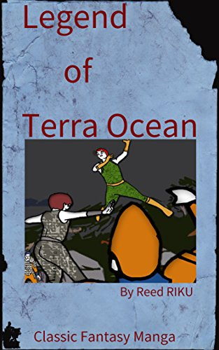 Legend of Terra Ocean Vol 01: International English Comic Manga Edition (English Edition)