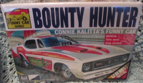 MPC Connie Kalitta Bounty Hunter 1972 Mustang FC 1/25 Scale Model Car Kit