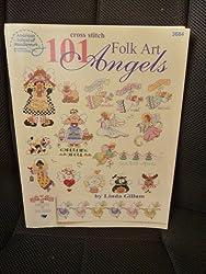 101 folk art angels