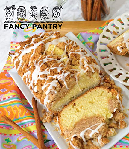 Price comparison product image Fancy Pantry Big Crumb Coffee Cake Mix and Pan,  26.5 Ounce