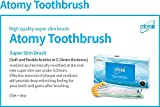 Atomy Toothbrush, Pack of 8 Toothbrushes