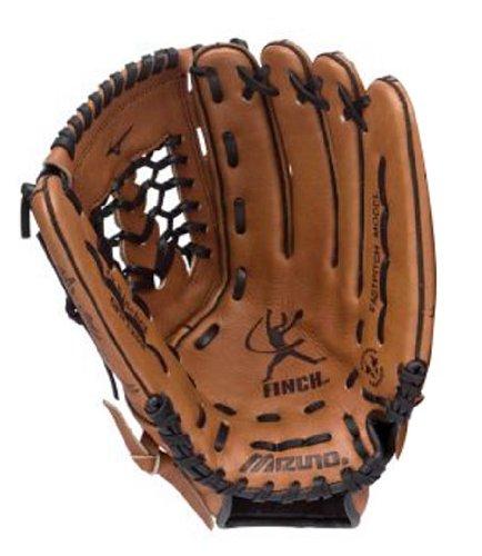 Mizuno Franchise Finch GFN1259 Softball Fielder's Mitt (12.50-Inch, Left Handed Throw) ()