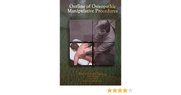amazon com outline of osteopathic manipulative procedures the rh amazon com