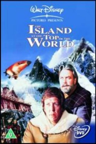 The Island At The Top Of The World [DVD] [1974] by David Hartman