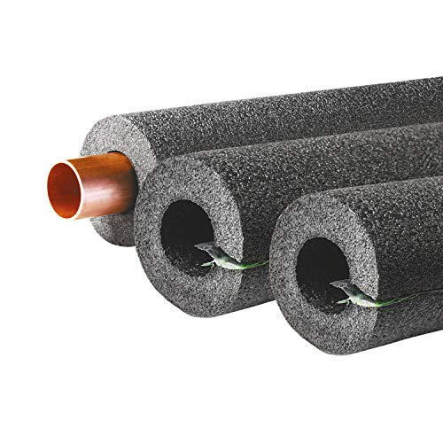 6XE068058 ID,6 ft Pipe Ins.,Poly,5//8 in