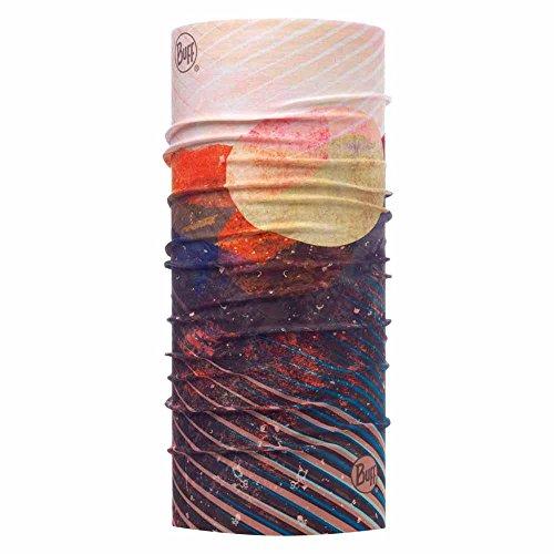 模倣保全何Buff (バフ) 豊富な色?柄 スペイン製 INSECT SHIELD 虫よけ機能付き 日焼け防止 UVカット95% 汗止め 使い方10通り以上 マルチな万能ヘッドウェア 抗菌 汗をかいても匂わない 吸汗速乾 フリーサイズ (COLLAGE MULTI) [並行輸入品]