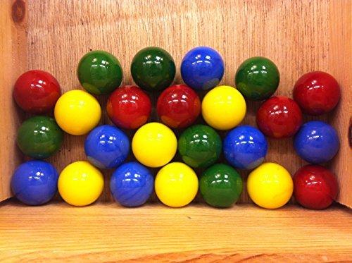 Mega Marbles Set Of 24 1