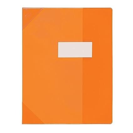 Elba protège-cahier PVC 150 STRONG Line 17 x 22 cm ...