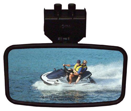 51xVeZExX0L - Jobe Safety Mirror - Black
