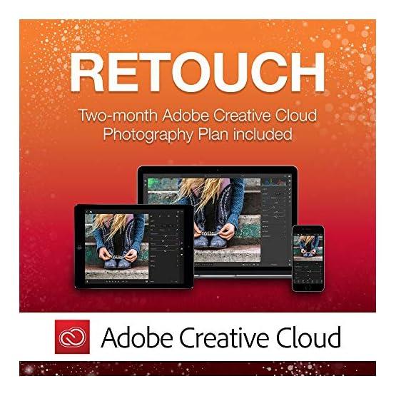 Seagate Backup Plus 5TB External Hard Drive Portable HDD Black USB 3.0, 1 year MylioCreate, 2 Months Adobe CC…
