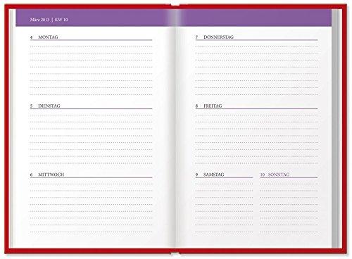 PAL Lebensfreude Taschenkalender 2013: Mit 24 positiven Denkanstößen