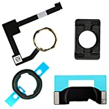 ipad 2 camera bracket - BisLinks® White & Gold Home Button Flex Cable Holder Camera Bracket for iPad Air 2 iPad 6