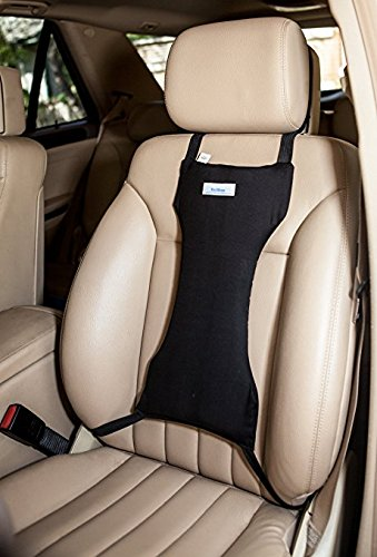Lower Back Pain Relief Lumbar Support Pillow Cushion Mid-Back Thoracic Support for Office Chair For Car by BackBone (Image #3)