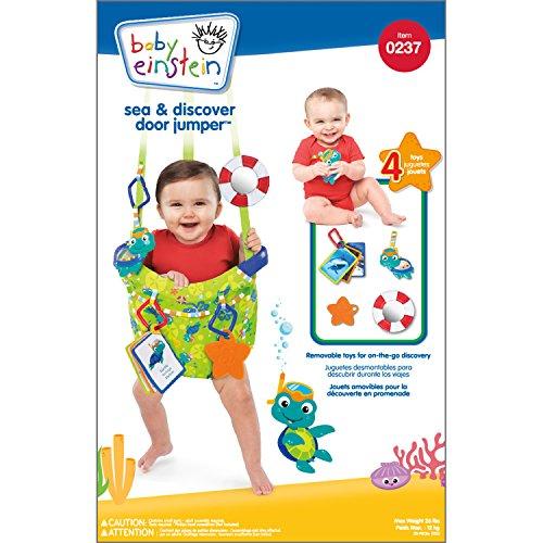 19f8ee465 Amazon.com   Baby Einstein Sea   Discovery Door Jumper   Baby