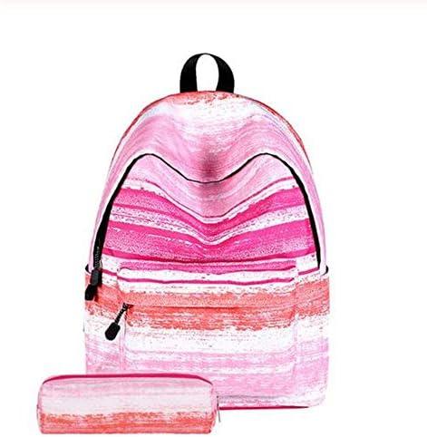 YDXC School bag Fashion Backpack Teenage Girl Bag Casual backpackw