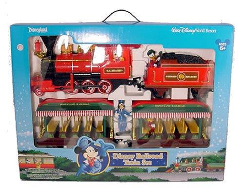 Disneyland Railroad Train Set by Disney (Walt Disney Train)