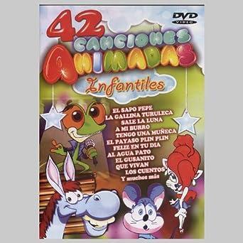 Amazon.com: 42 Canciones Animadas: Various Artists: Movies & TV