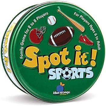 Spot It! Sports