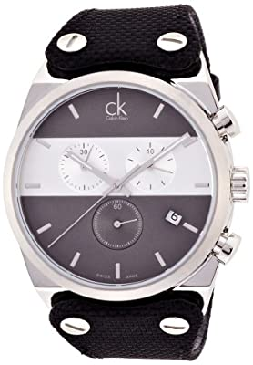 Calvin Klein Eager K4B371B3 Mens Chronograph Design Highlight