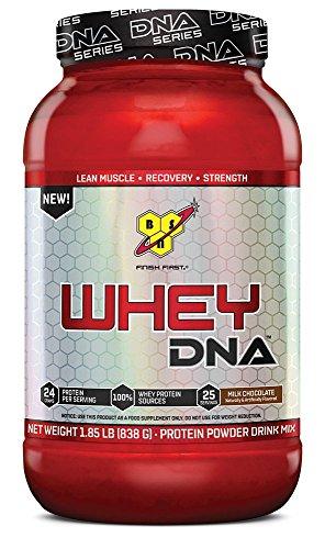BSN WHEY DNA, Milk Chocolate, 1.85lb (25 servings)