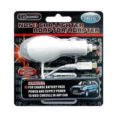 Cargador de coche para DSi/DSi XL/3DS/3DS XL: Amazon.es ...