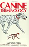 Canine Terminology  (Dogwise Classics)