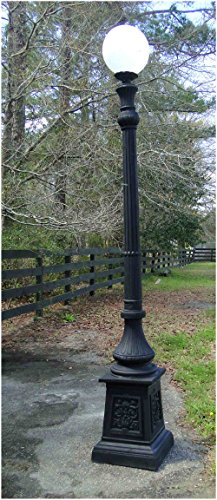 Outdoor Victorian Lamps - 7