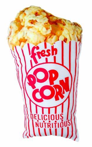 DCI Popcorn Retro 3D Pillow