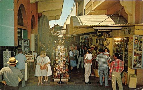 Postcard Curio Store in Tijuana, Baja California, ()
