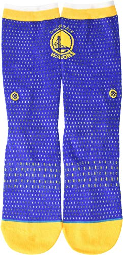 (Stance Kids Boy's Warriors Jersey (Little Kid/Big Kid) Blue Large)
