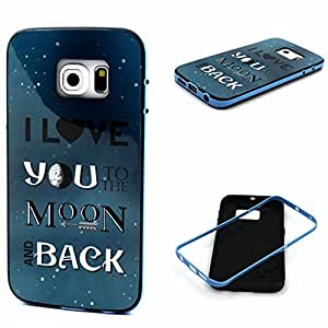 S6 Cases,Galaxy S6 Case,S6 Back Case,Carryberry Case-DS#0003 for,S6 TPU Case,Galaxy S6 Cases,Ezydigital Cute Picture in Soft Back Case Cover for Samsung Galaxy S6
