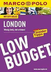 MARCO POLO Reiseführer Low Budget London