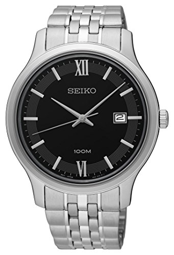 Seiko-Mens-Special-Value-Stainless-Steel-Bracelet-Watch-SUR221