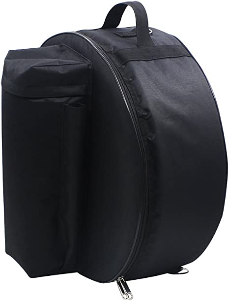 Snare Drum Bag for 13 14 15 roof Waterp Oxford Thickening Backpack Instrument Case with Pocket