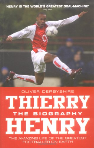 Thierry Henry Biography Greatest Footballer product image