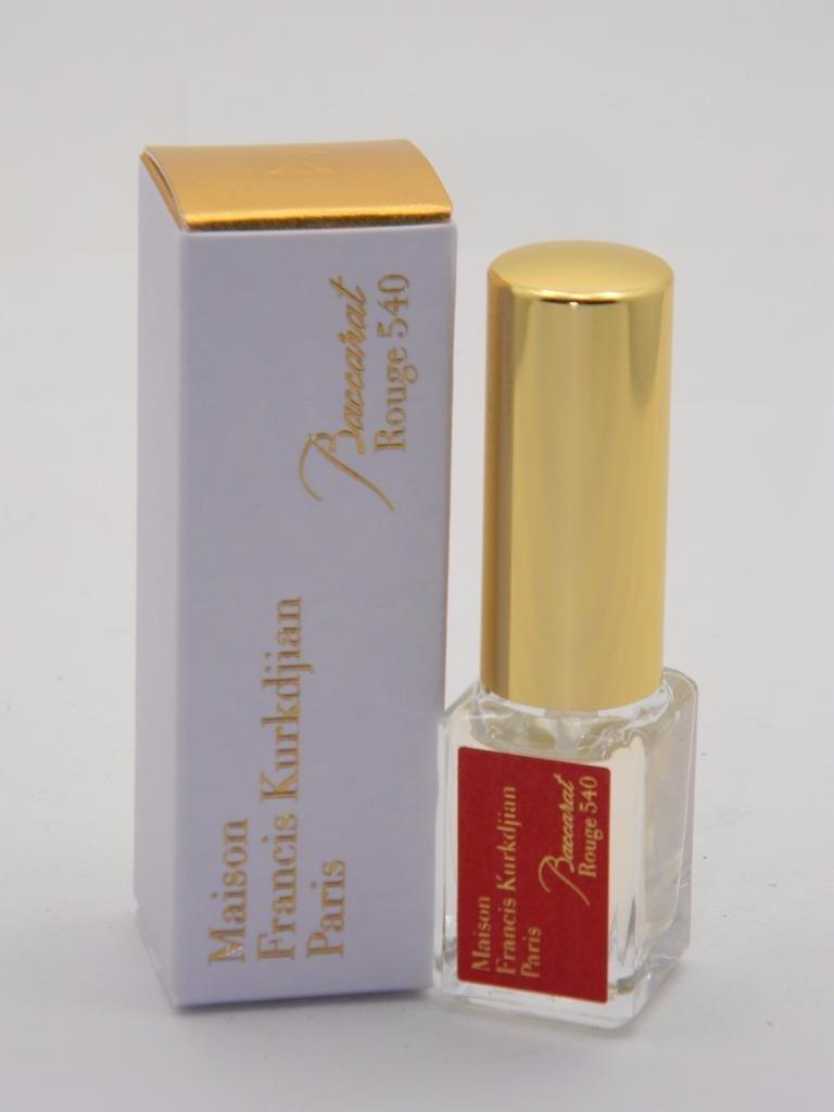 Maison Francis Kurkdjian BACCARAT ROUGE 540 EDP 5 ml 0.16 oz Spray Mini Size