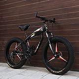 Bike, Mountain Bike, 26 Inch 27 Speed Disc Brake Aluminum High-End Off-Road Vehicle, Bicycle Turn Signal