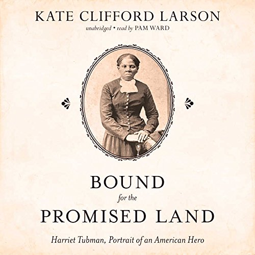 Bound for the Promised Land: Harriet Tubman, Portrait of an American Hero by Blackstone Audio, Inc.