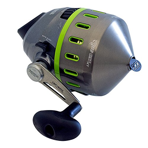 Zebco/Quantum BCXTSC, 25, BX3 Zebco/Quantum, Big Cat XT Spincast Reel, Size 25, 3+1 Bearing System, Right ()