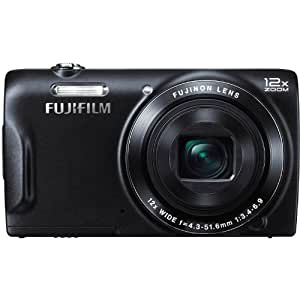 Fujifilm FinePix T550 16MP Digital Camera with 3-Inch LCD (Black)
