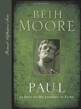 Paul: 90 Days on His Journey of Faith 0805449345 Book Cover