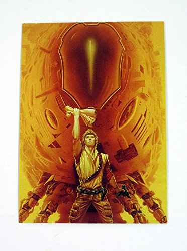 1995 Comic Images Other Worlds: Michael Whelan II Promo Card (Unnumbered) Nm/Mt from Comic Images