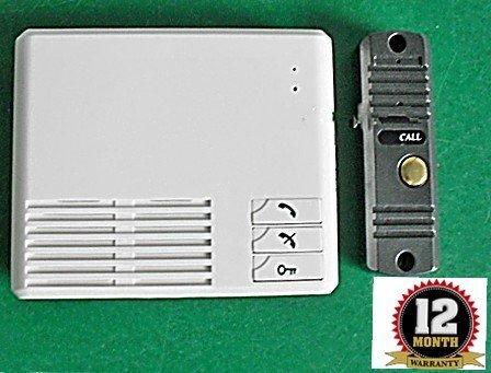 C0- WIRED 2WAY HANDSFREE DOOR PHONE ACCESS ENTRY CONTROL INTERCOM SYSTEM by - C0 Door